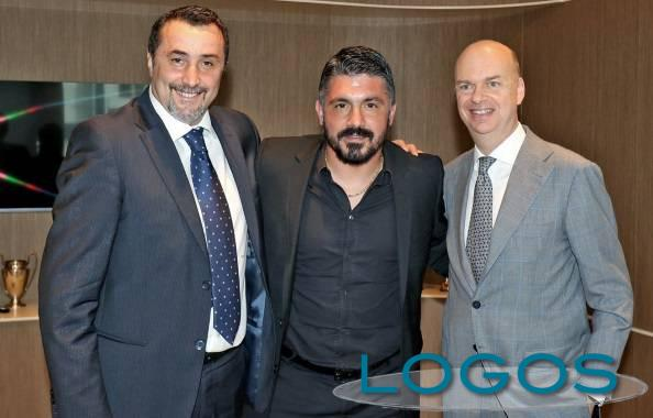 SportivaMente - Mirabelli, Gattuso e Fassone (Foto internet)