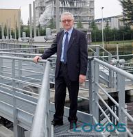 Territorio - Alessandro Folli, presidente del Consorzio Est Ticino Villoresi
