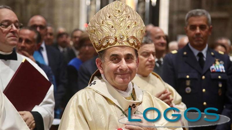 Attualità - L'arcivescovo di Milano, monsignor Mario Delpini (Foto internet)