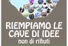 Buscate - 'Riempiamo le cave di idee, non di rifiuti'
