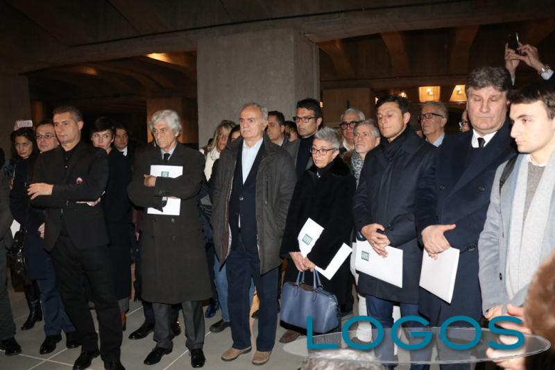 Sociale - Il mondo del calcio in visita al Memoriale della Shoah (Foto Mario Golizia)