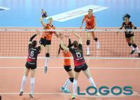 Sport - UYBA: un'azione di gioco