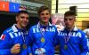 Sport - La Nazionale italiana junior di kata (Foto d'archivio)