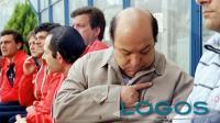 Il terzo tempo - Una scena del famoso film 'L'allenatore nel pallone' (Foto internet)