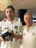 Sport / Storie - Andrea Ferrario con il suo allenatore, Roberto Primavera
