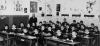 Cuggiono - Una vecchia classe di scuola (da internet)