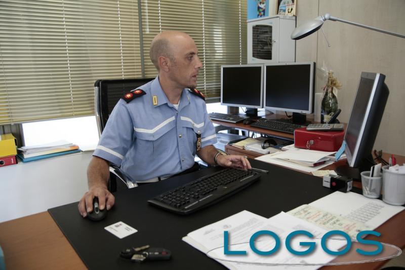 Territorio - Il comandante della Polizia locale di Turbigo, Fabrizio Rudoni (Foto d'archivio)