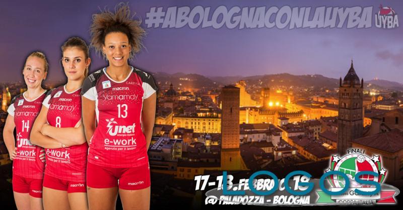 Sport - #aBolognaconlaUYBA