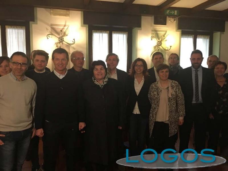 Politica - Giorgio Gori ad Arconate 2018