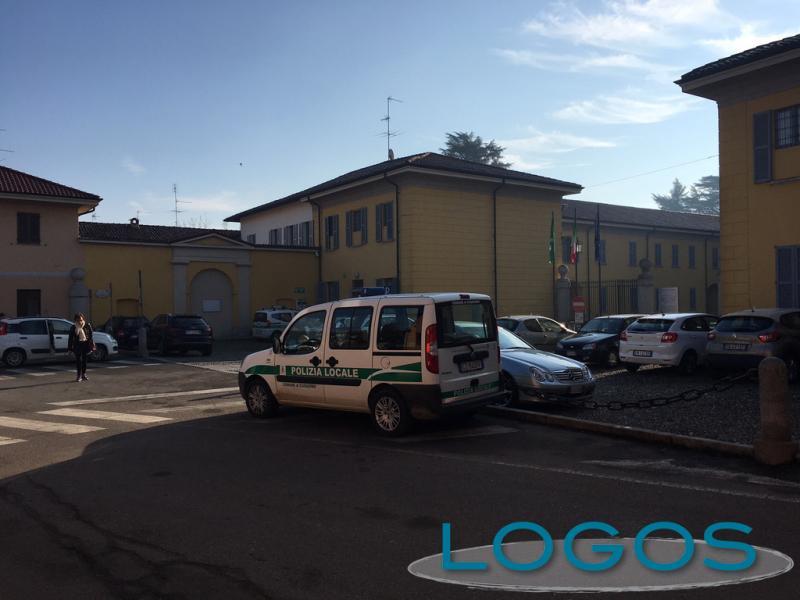 Cuggiono - Polizia locale (Foto d'archivio)