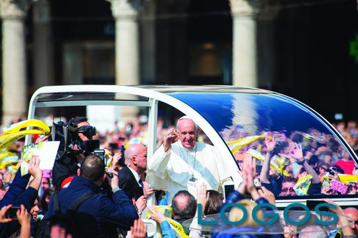 Attualità - La visita di Papa Francesco dello scorso anno (Foto Eliuz Photography)