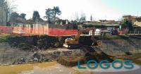 Castano Primo - Al via i lavori sulle sponde del Canale Villoresi
