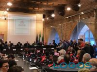 Sport - Il Giro d'Italia ad Abbiategrasso: la tappa numero 18