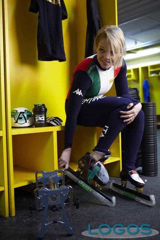 Sport - La campionessa Arianna Fontana