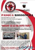 Cuggiono - Pasqua Rossonera 2018, la locandina