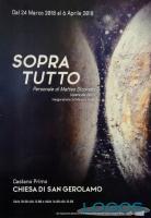 Castano Primo - 'Sopra Tutto': la mostra di Matteo Dicorato