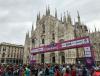 Milano - Stramilano, immagine di una partenza