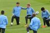 Sport - Un allenamento del Manchester City (Foto internet)