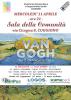 Cuggiono - Proiezione su Van Gogh, la locandina
