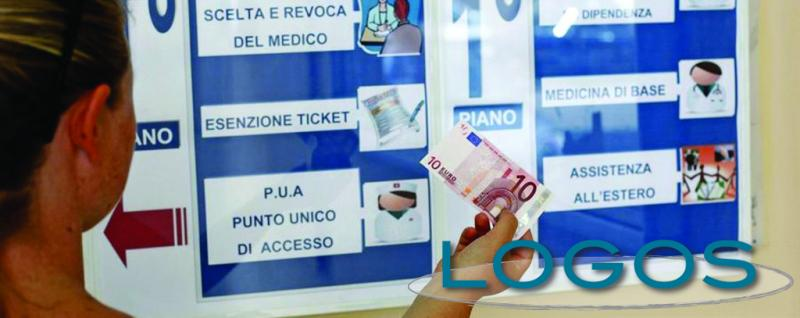 Salute - Ticket sanitario (Foto internet)