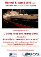 Cuggiono - Ultima notte dell'Andrea Doria, la locandina