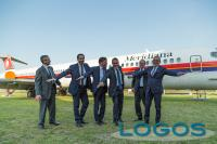 Malpensa - L'MD-80 a Volandia (Foto Eliuz Photography)