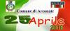 Arconate - Le celebrazioni per il 25 aprile