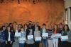 Parabiago - Il concorso 'Un poster per la Pace': le premiazioni