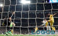 Il terzo tempo - L'azione del rigore concessa al Real contro la Juve (Foto internet)