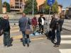 Turbigo - Dopo l'incontro, si è svolto un sopralluogo in stazione