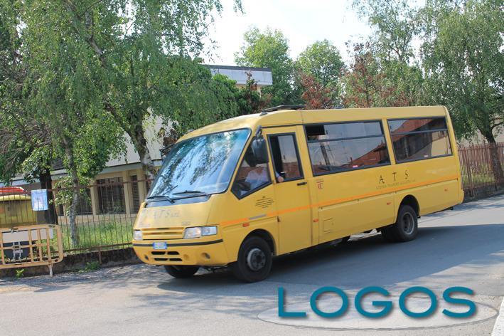 Cuggiono - Lo scuolabus