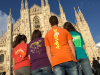 Milano - Animatori in Duomo