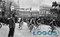Sport - Una foto storica del Giro d'Italia