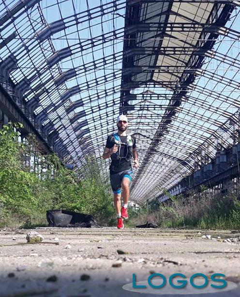 Milano / Sport - Alberto Mereghetti, appassionato di corsa, ironman e ultratrail