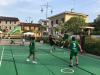 Sport - Sepak takraw: un'azione di gioco