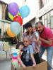 Storie - Il piccolo Matteo con la sua famiglia