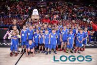 Turbigo - Un gruppo di atleti del Turbigo Basket