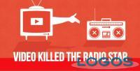 Comunicaré - 'Video killed the radio star' (Foto internet)
