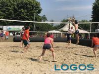 Turbigo - La 2^ edizione di 'TurbiNight': beach volley 'no stop'