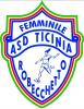 Robecchetto - Il logo dell'Asd Femminile Ticinia