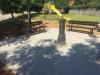 Castano Primo - Il 'Parco Junior', dietro alla Madonna dei Poveri