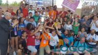 Milano - Oralimpics 2018, Laveno vincitore