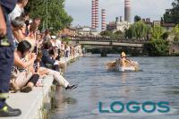 Turbigo - La 1^ 'Carton Boat Race' (Foto Eliuz Photography)