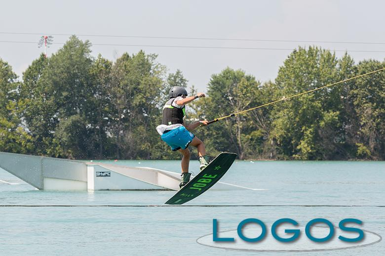 Sport - All'Idroscalo gli Europei di cable wakeboard (Foto Eliuz Photography)
