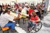 Milano - Ferragosto solidale con i senzatetto