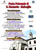 Robecchetto - Il volantino della Patronale di San Bernardo di Malvaglio