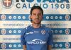Sport - Daniele Cacia nuovo attaccante del Novara (Foto dal sito del Novara calcio)