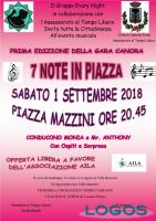 Castano Primo - '7 Note in Piazza'