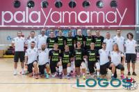 Sport - La Unet E-Work Busto Arsizio (Foto Gabriele Alemani)