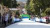 Turbigo - Pista da sci in via Trieste (Foto d'archivio)